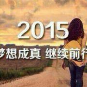 2015继续向前